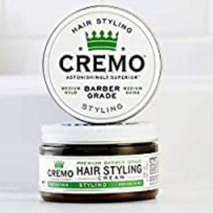 Cremo Grooming Cremo Hair Styling Cream 4 Oz Jar Poshmark